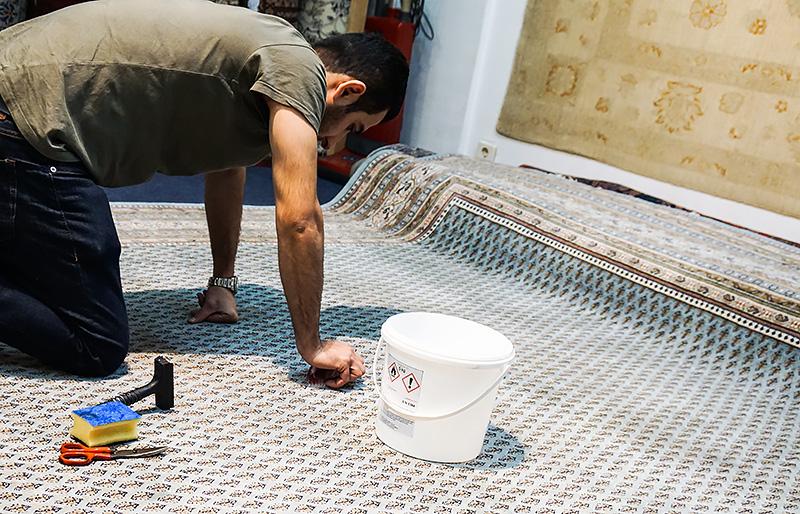 teppich handreinigung berlin
